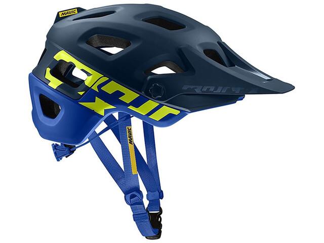 Mavic Crossmax Pro Helmet Poseidon/Sky Diver
